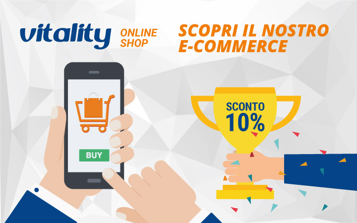 e-commerce integratori alimentari