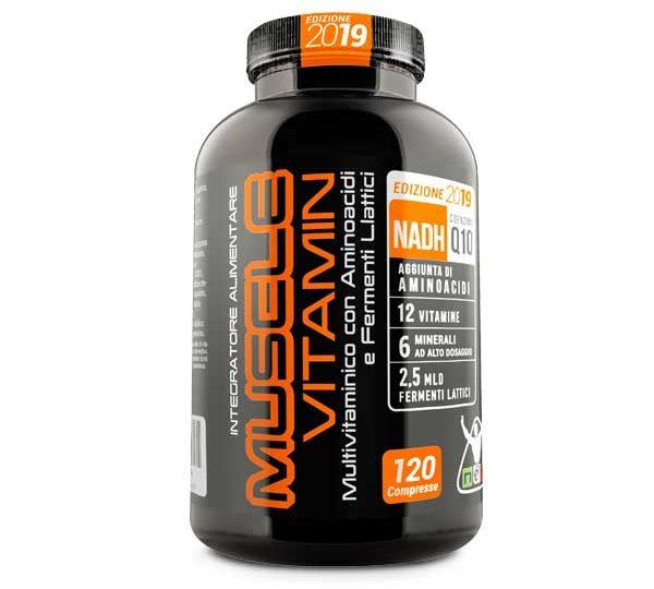 Multivitaminico con antiossidanti e minerali