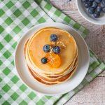 colazione con pacake