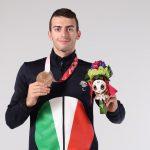 Federico Bicelli Olimpiadi